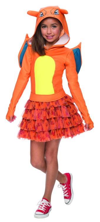 Pokemon Charizard Dress