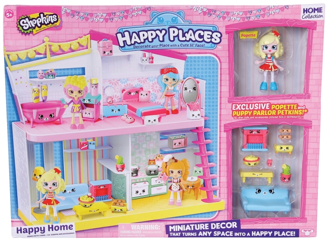 56179 Shopkins Happy Places S1 Happy Home
