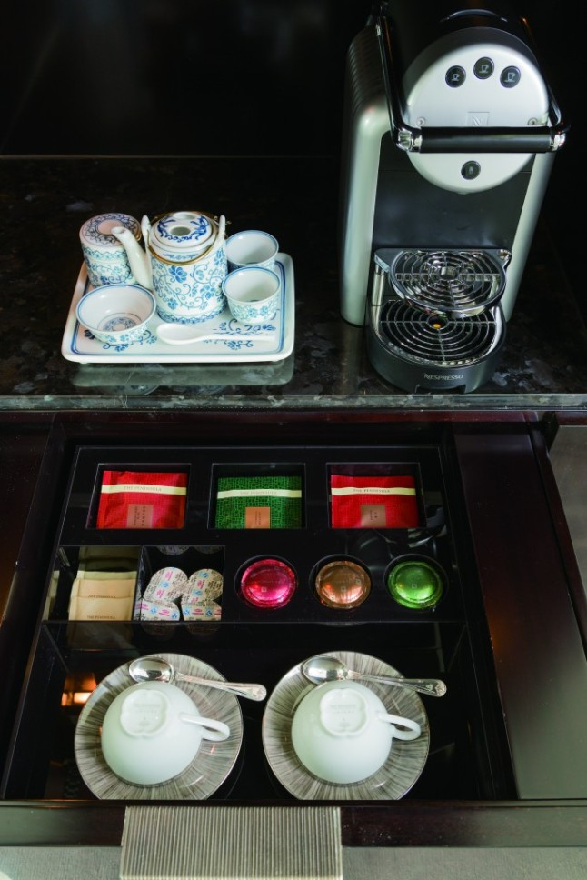 the-peninsula-beijing-nespresso-coffee-machine