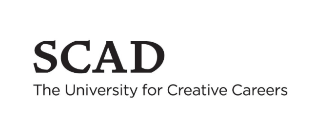 SCAD Savannah College of Art and Design Logo