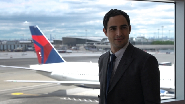 Delta Air Lines Zac Posen