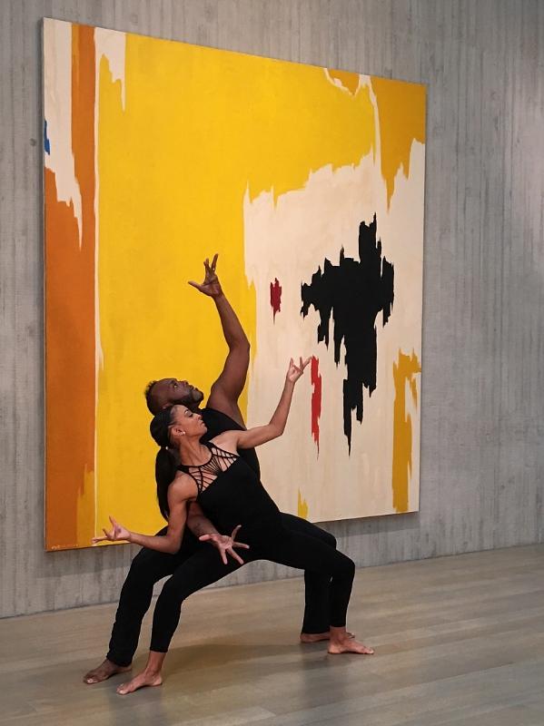 Denver Arts Week Dancers