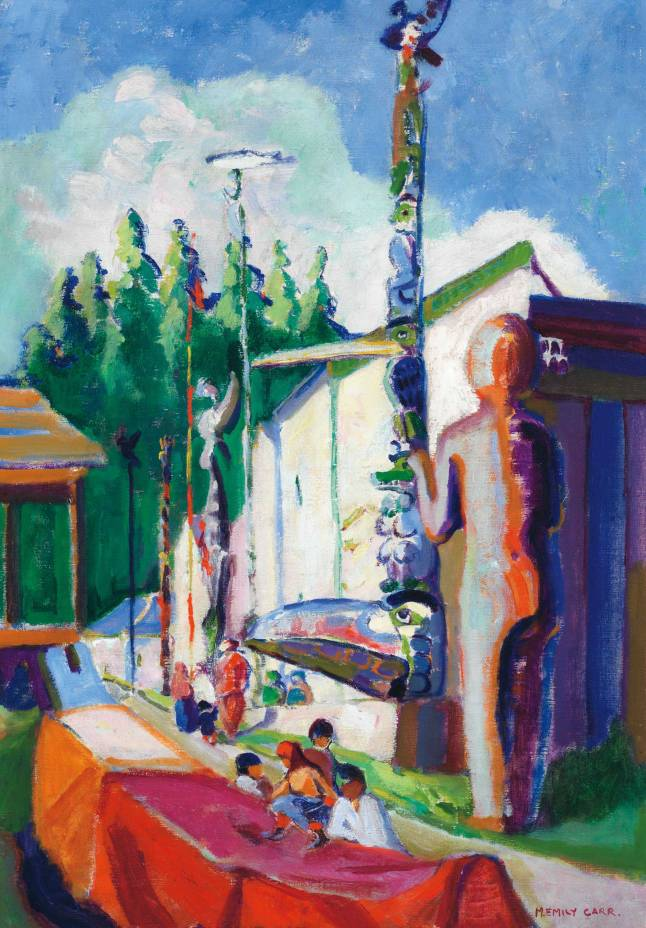 emily-carr-alert-bay-with-welcome-figure-est-900000-1200000