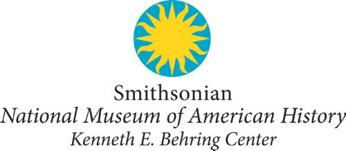 SMITHSONIAN NATIONAL MUSEUM OF AMERICAN HISTORY LOGO