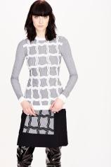 Paula Hian Fall-Winter Collection - Latitia Top with Agnes Skirt