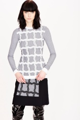 Paula Hian Fall-Winter Collection - Latitia Top with Agnes Skirt