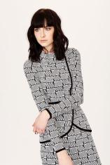 Paula Hian Fall-Winter Collection - Mahilda Skirt with Arnaude Jacket