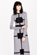 Paula Hian Fall-Winter Collection - Marcelle Dress