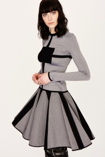 Paula Hian Fall-Winter Collection - Marianna Sweater with Andrea Skirt