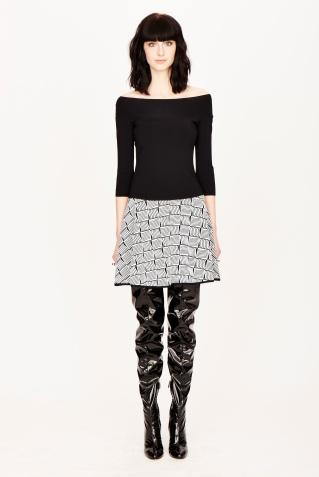 Paula Hian Fall-Winter Collection - Virginia Dress