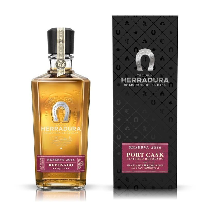 Tequila Herradura Coleccion de la Casa Reserva 2016