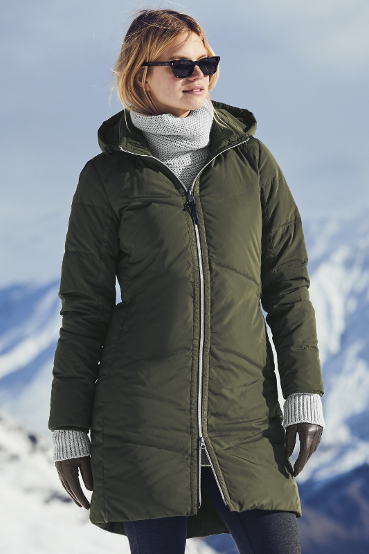 Lands End - Wont Let You Down Coat