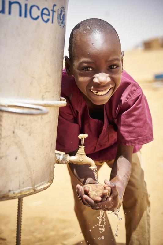 US Fund for UNICEF Alhoussein