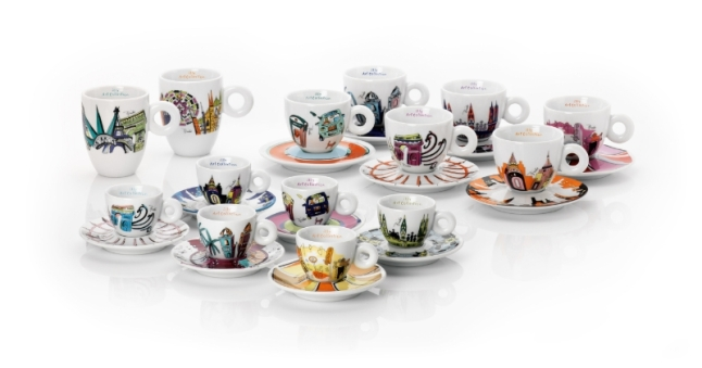 illycaffe Emilio Pucci illy Art Collection
