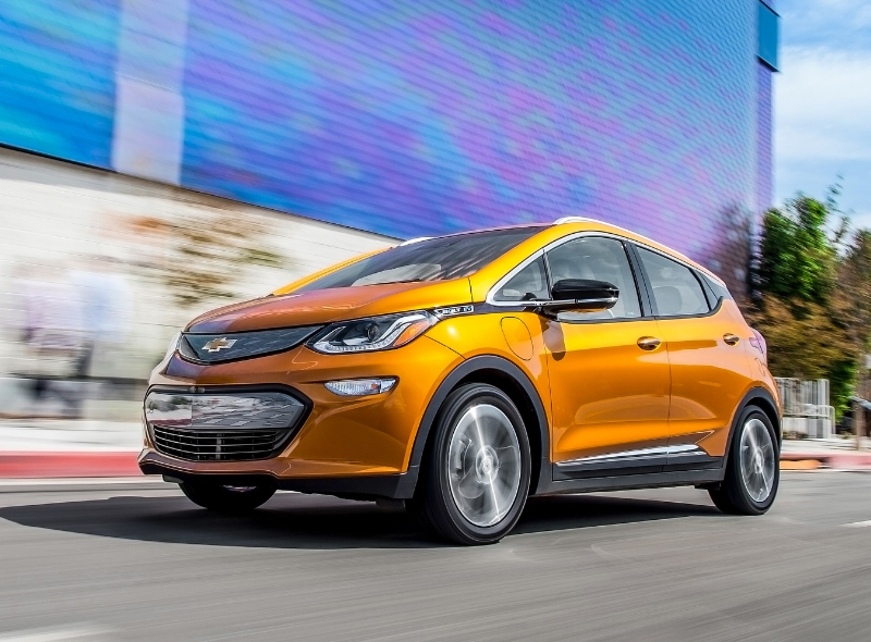 The Enthusiast Network Chevrolet-Bolt