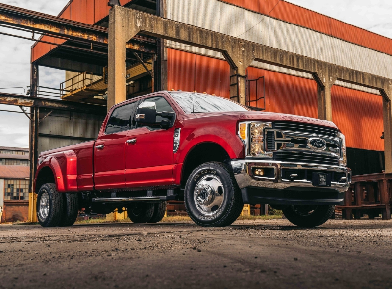 The Enthusiast NetworkFord-Super-Duty