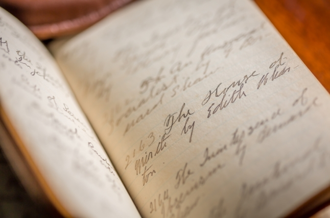 a-page-from-george-vanderbilts-journal-books-i-have-read