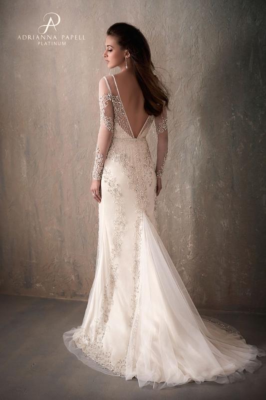Adrianna Papell Platinum Bridal Collection