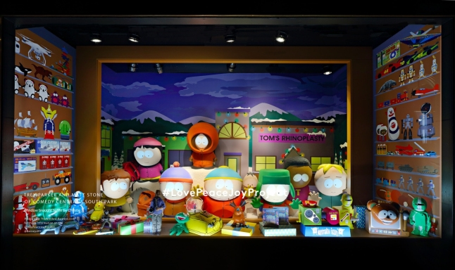 barneys-new-york-madison-avenue-holiday-window-trey-parker-and-matt-stone-of-comedy-centrals-south-park
