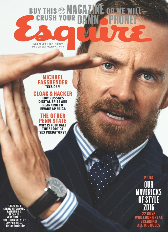 Esquire Dec-Jan