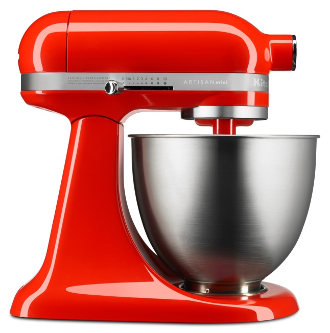 kitchenaid-artisan-mini-stand-mixer-in-hot-sauce