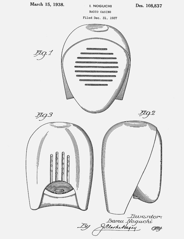 patent-radio-casing