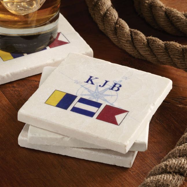 personalized-nautical-flag-coasters-set-of-4