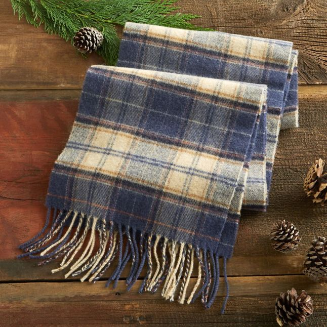 scottish-castle-of-mey-wool-scarf