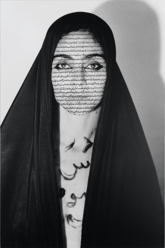 shirin-neshat-b-1957-unveiling-1993-from-the-series-women-of-allah-1993-97