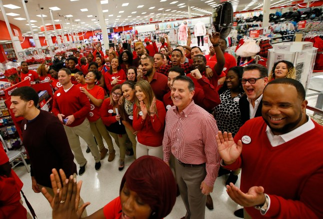 Target Holiday Black Friday 2016