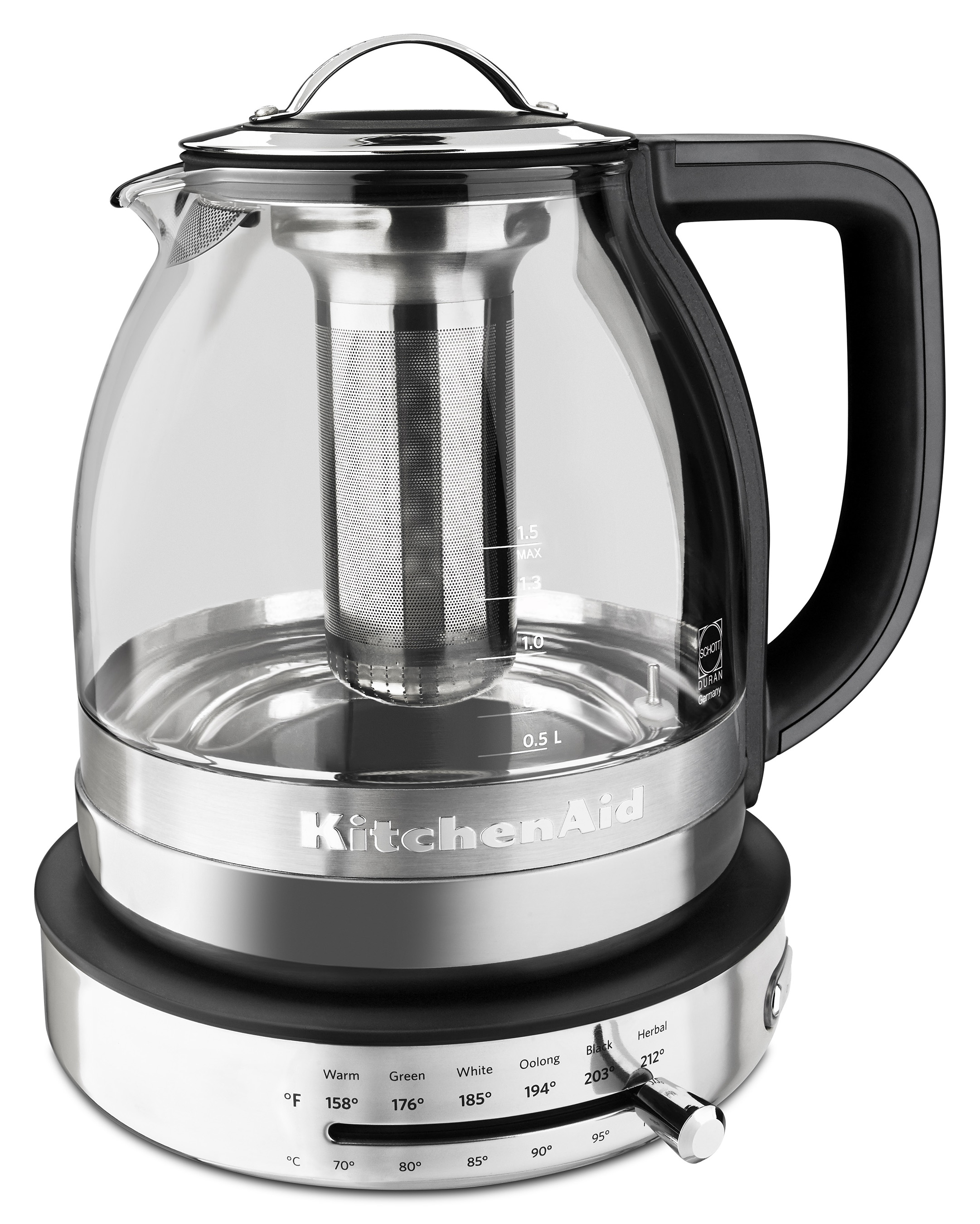 the-new-kitchenaid-glass-tea-kettle-with-preset-settings-offers-tea-lovers-easy-mastery-of-the-perfect-cup