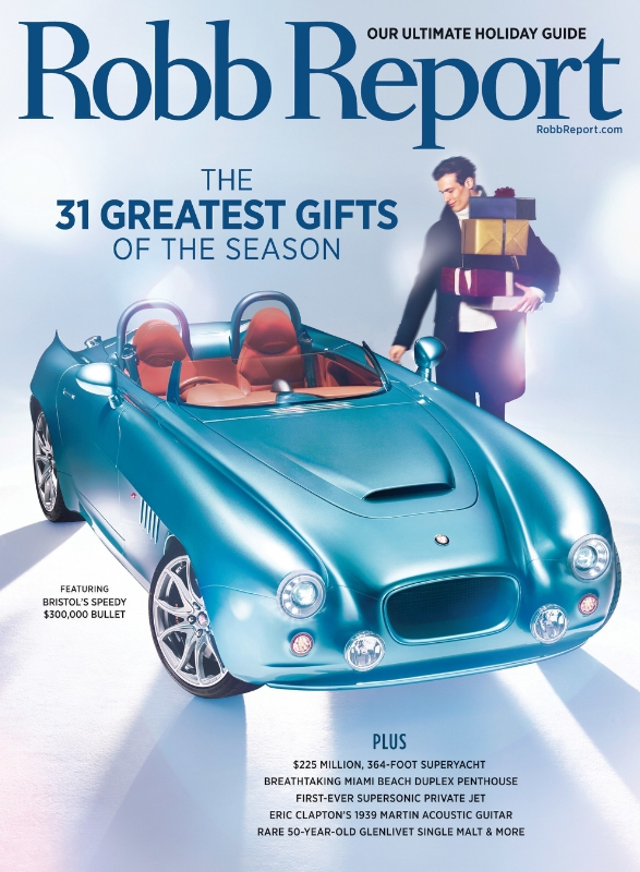 Robb Report Holiday Gift Guide