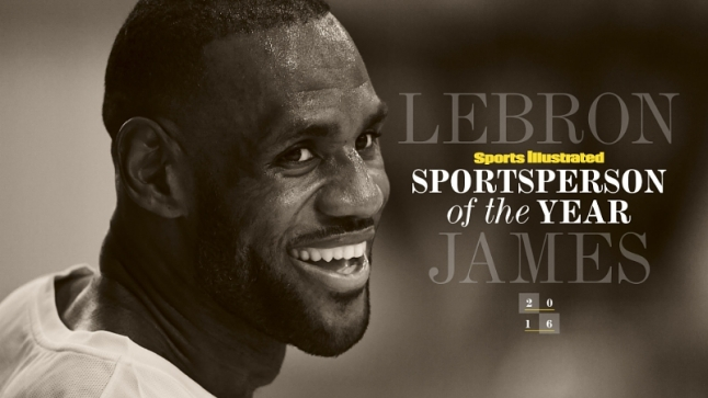 Time LeBron