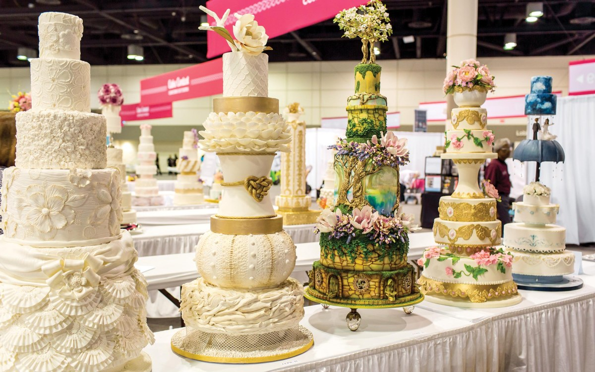 The Largest Cake Expo, The Americas Cake Fair, in North and South ...