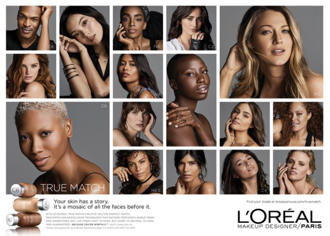 loreal-paris-debuts-new-true-match-campaign