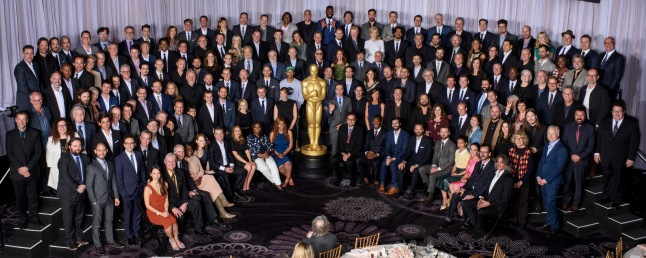 89th Oscars¨, Nominees Luncheon, Class Photo