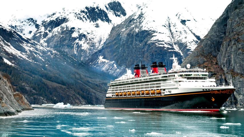 Alaska - Disney Wonder