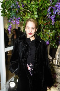 Jemima Kirke at Club Monaco's Spring 2017 Fashion Show