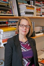 Leigh Haber, Books Editor