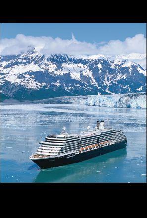 ms Oosterdam Hubbard Glacier