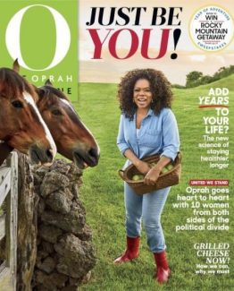 O, The Oprah MagazineMarch 2017 Issue