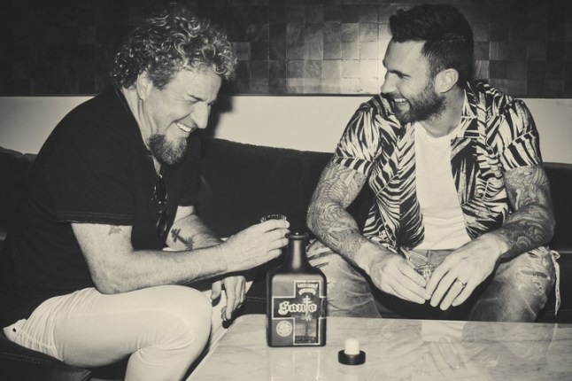 santo-mezquila-co-founders-sammy-hagar-and-adam-levine