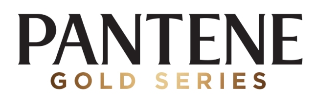 4. Pantene Gold Series Logo