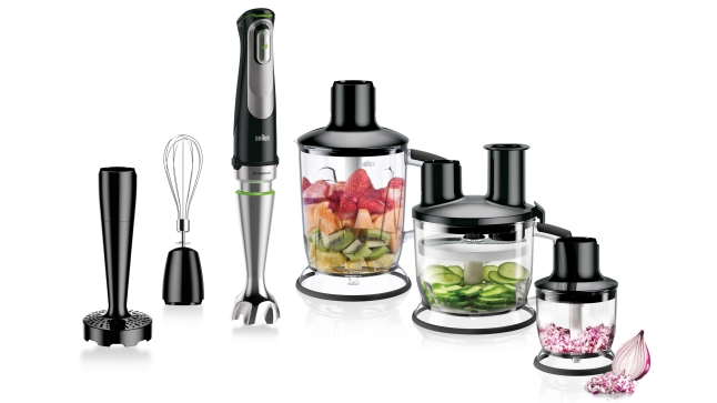 Braun MultiQuick 9 Hand Blender (Photo Business Wire)