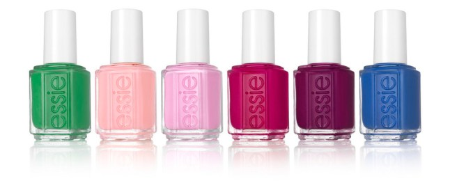 essie spring 2017 collection