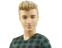 2017 Ken® Fashionistas® Doll Checked Style - Original