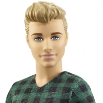 2017 Ken® Fashionistas® Doll Checked Style - Original
