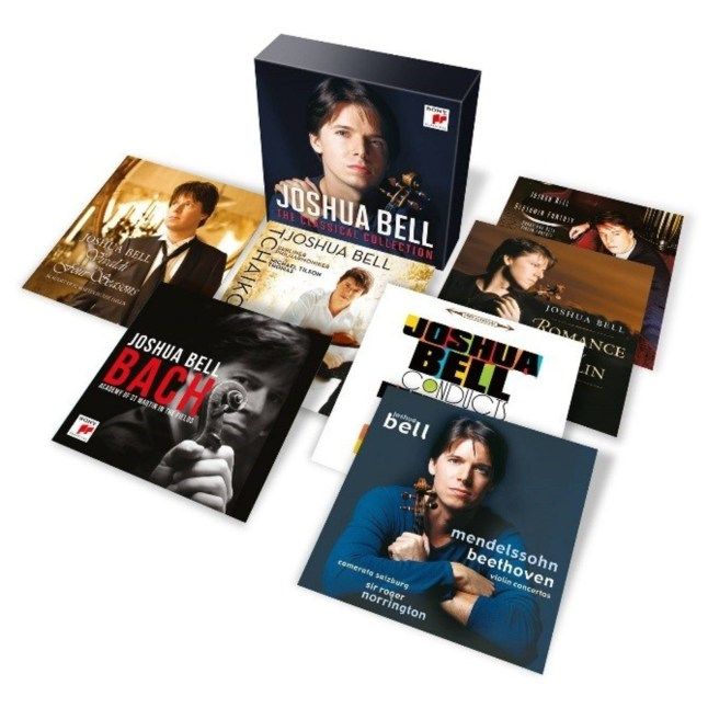 Sony Music Masterworks Joshua Bell Collection