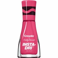 Sally Hansen + Crayola Insta-Dri Collection - Carnation Pink
