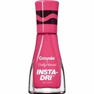 Sally Hansen + Crayola Insta-Dri Collection - Carnation Pink